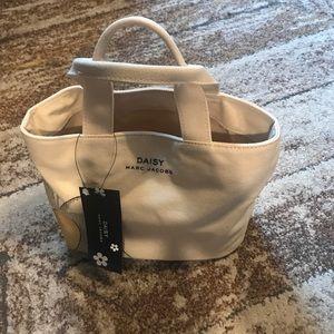 Daisy Marc Jacobs canvas beach bag